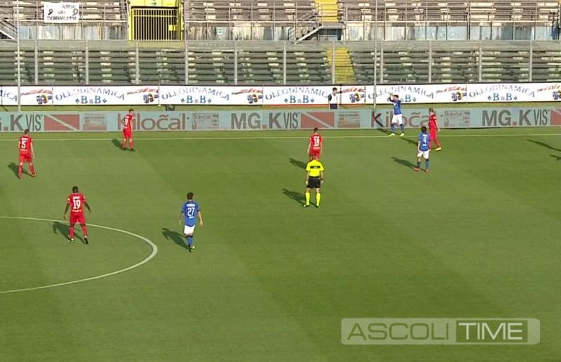 Brescia-Ascoli 1-0