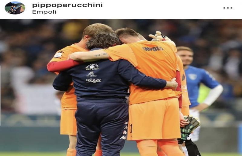Foto da Instagram Filippo Perucchini