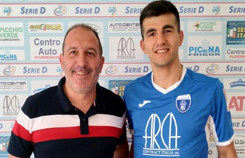 Piero Spinelli e Lorenzo Acciari