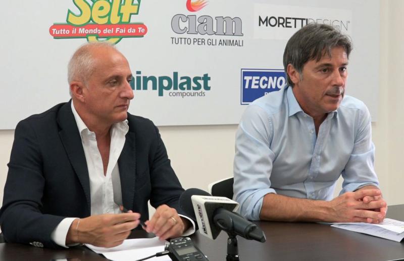 Cetteo Di Mascio e Gianluca Ciccoianni
