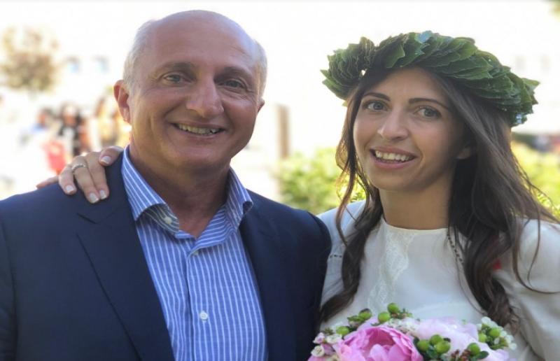 Cetteo e Valeria Di Mascio