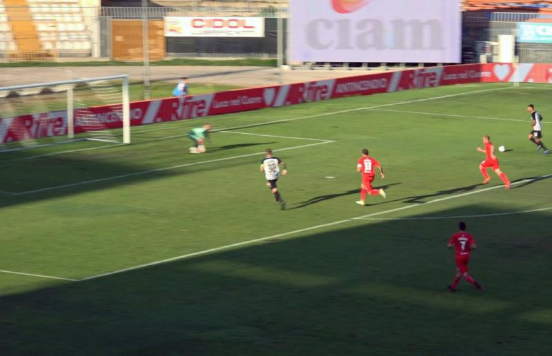 Ascoli-Pro Vercelli 5-1, highlights