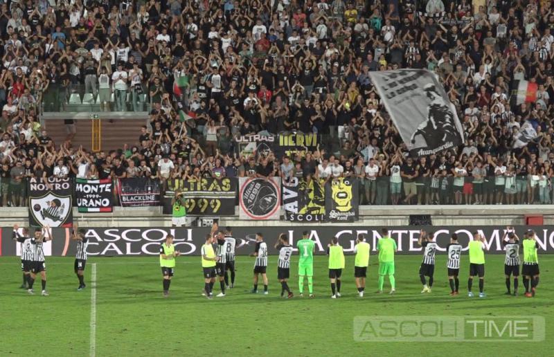 Ascoli-Trapani 2-0