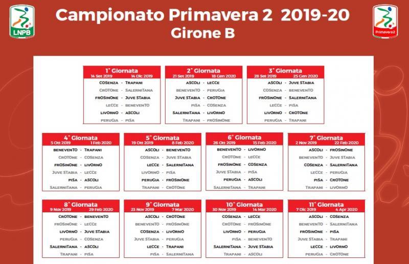 Campionato Primavera 2 2019/2020