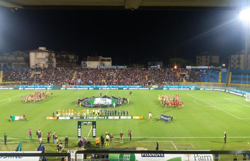 Pisa-Benevento