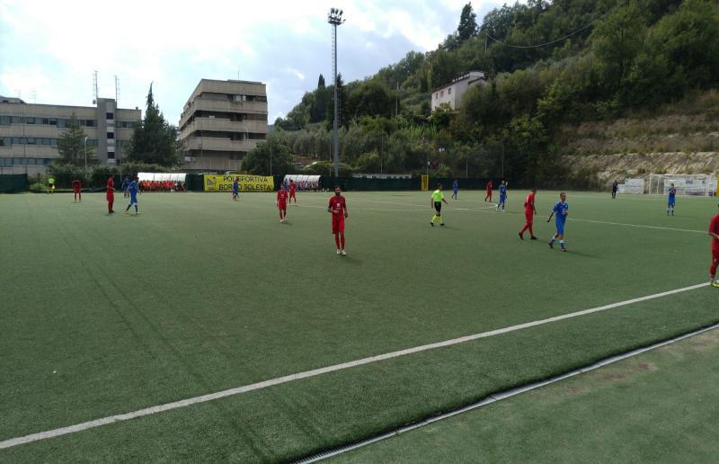 Monticelli-Atletico Ascoli