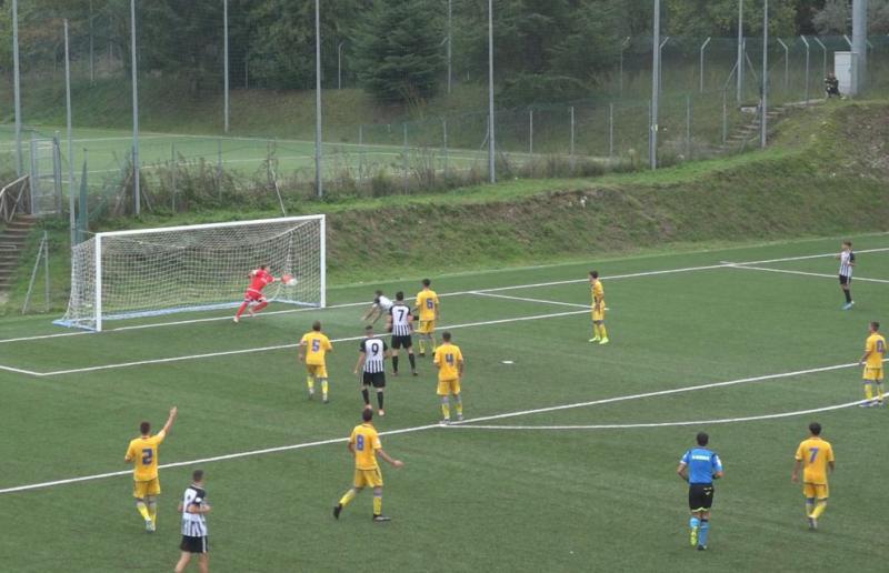 Primavera 2, Ascoli-Frosinone 1-0