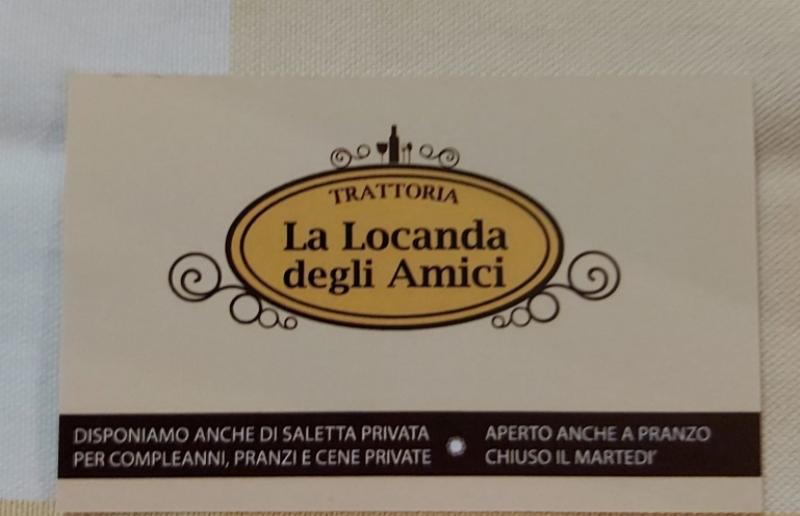 """""""La Locanda degli Amici"""""""