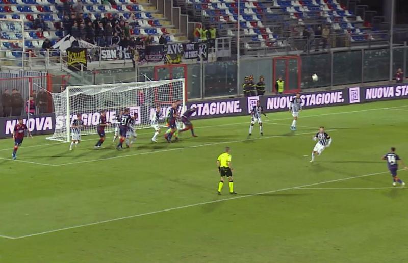 Crotone-Ascoli 3-1