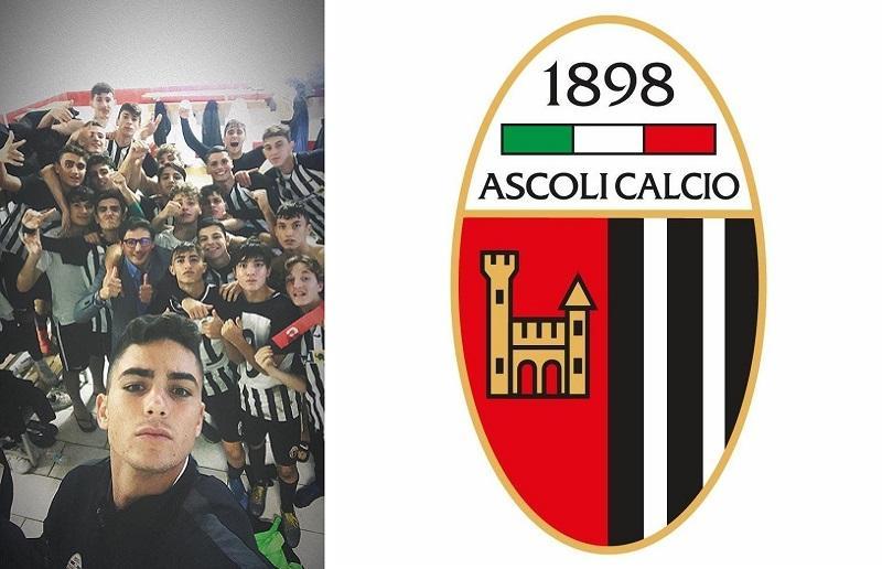 Esultanza Under 17 a Perugia