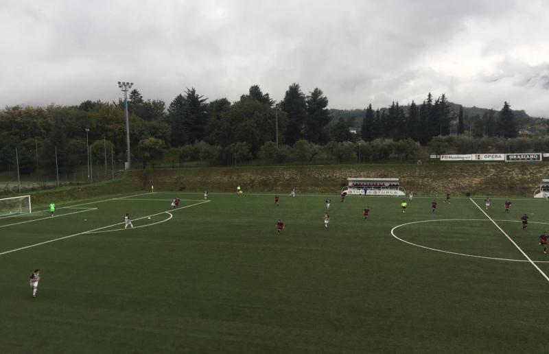 Ascoli-Cosenza Under 17