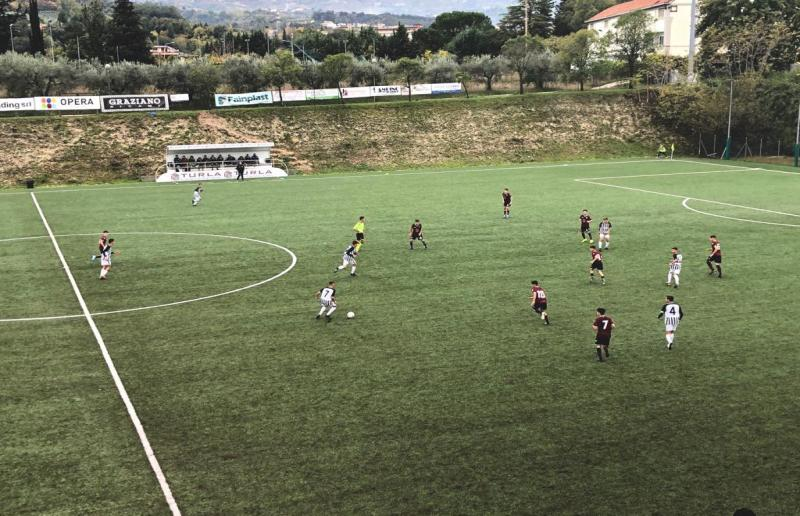 Ascoli-Salernitana Under 15