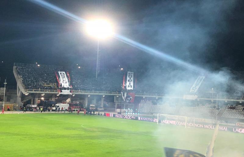 Ascoli-Pescara (6 Ottobre 2019)