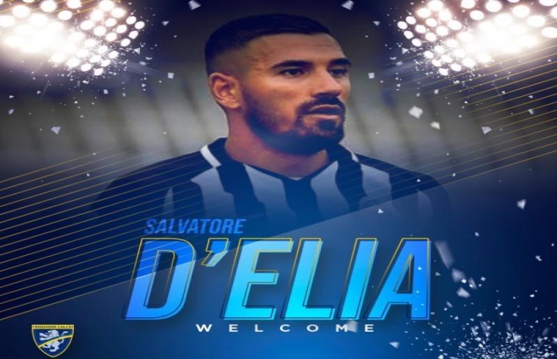 Salvatore D'Elia (Frosinonecalcio.com)