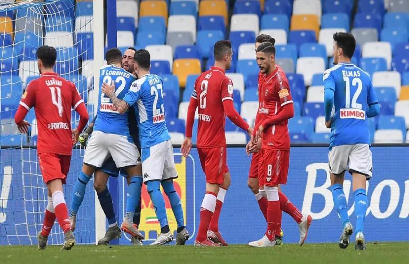 Foto da Corriere dello Sport