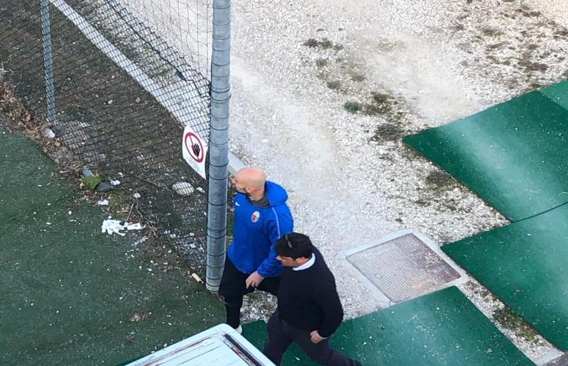 Roberto Stellone al Picchio Village