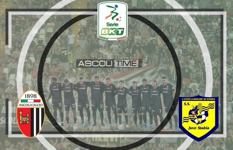 Ascoli-Juve Stabia