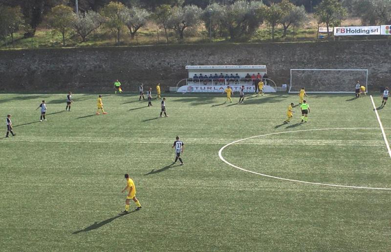 Ascoli-Frosinone Under 16