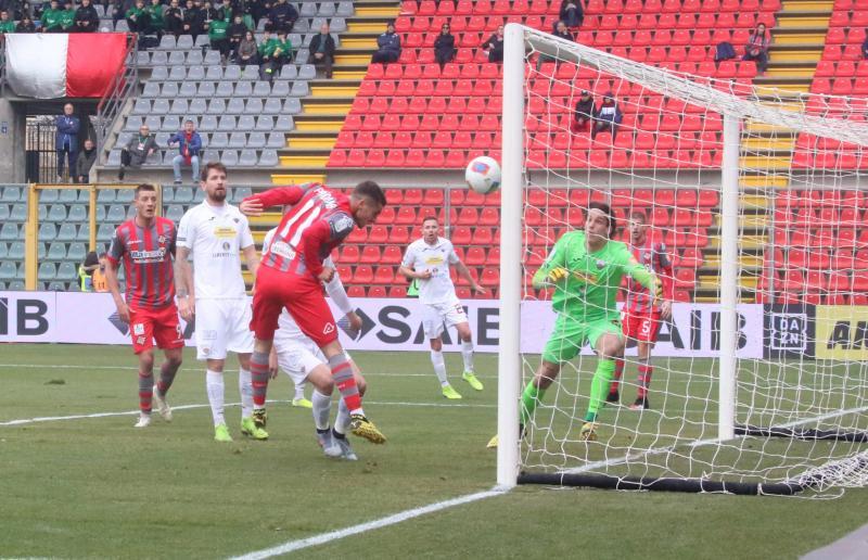 Secondo gol Palombi (Legab.it)