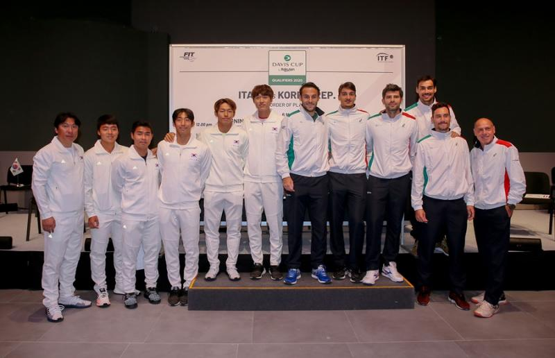 Foto da Federtennis.it