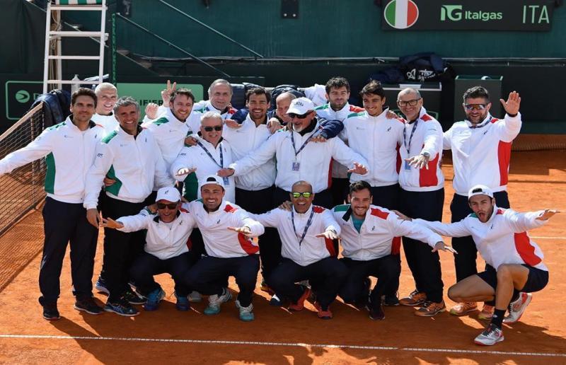 Nazionale italiana Coppa Davis