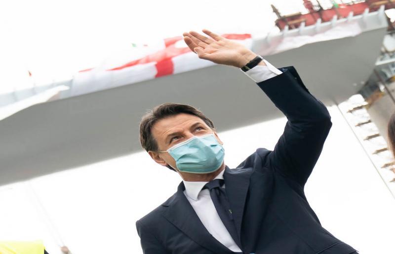 Giuseppe Conte (Dire.it)