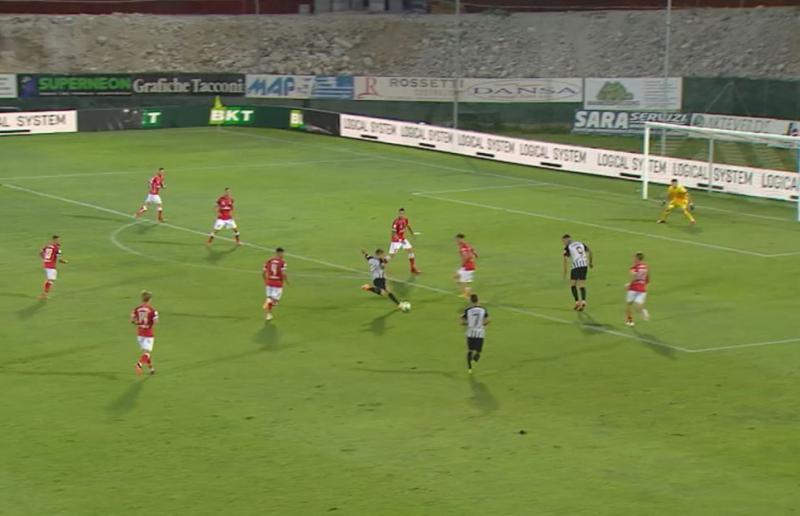 Ascoli-Perugia 0-1
