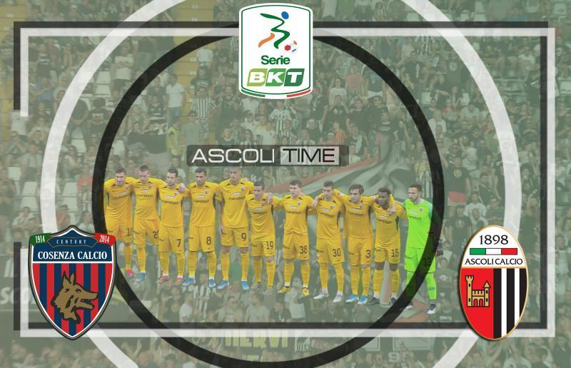 Cosenza-Ascoli