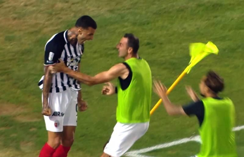 Cosenza-Ascoli 0-1