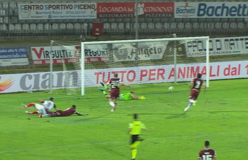 Ascoli-Salernitana 3-2