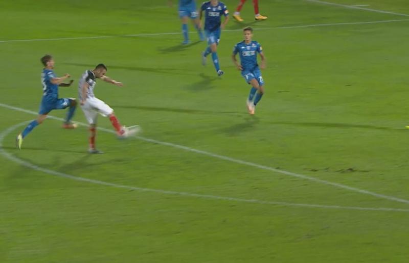 Ascoli-Empoli 1-0