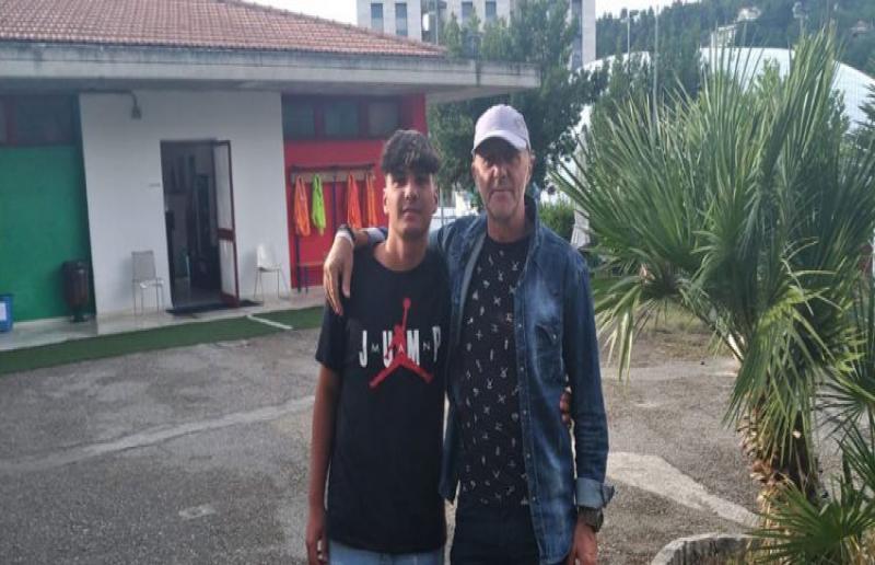 Francesco Castelli e Fabio Natalini