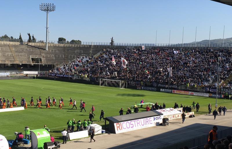 Ascoli-Benevento (30 Marzo 2019)