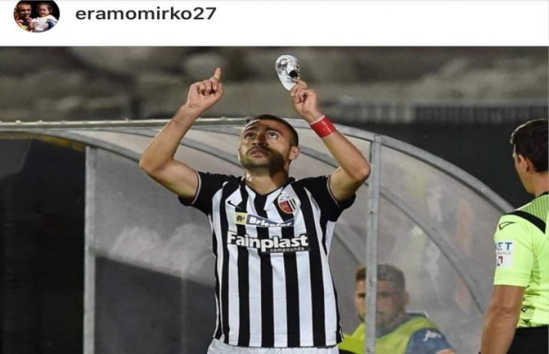 Foto da Instagram Mirko Eramo