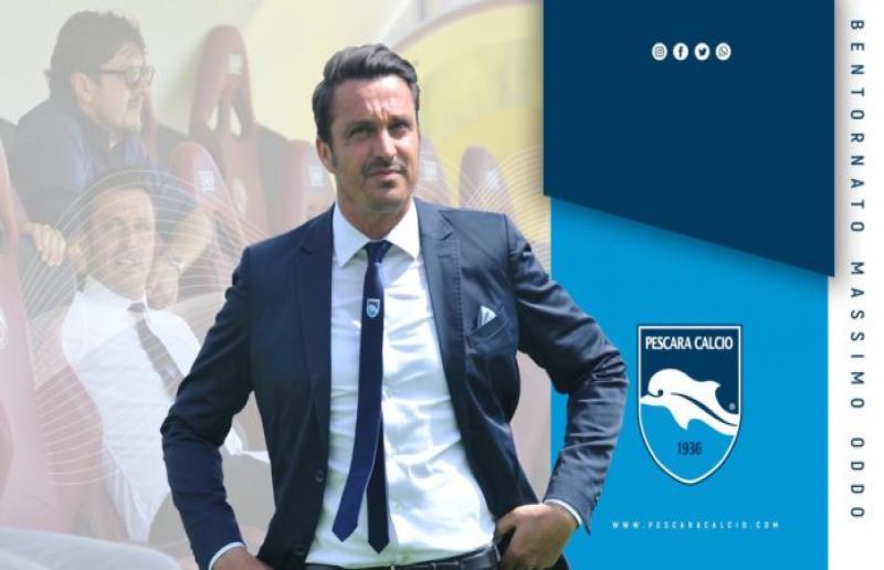 Massimo Oddo (Pescaracalcio.com)