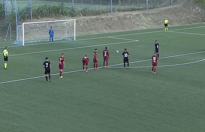 Ascoli-Roma (Sportitalia)