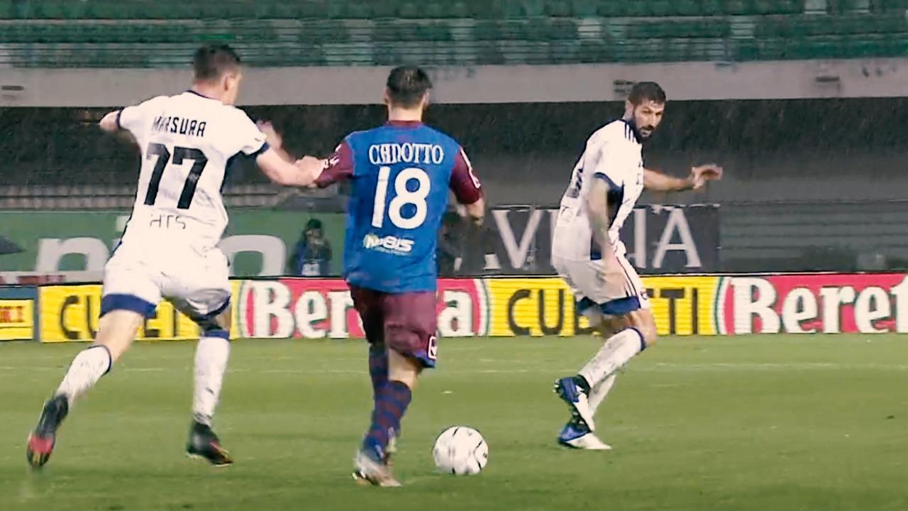 Chievo-Pisa