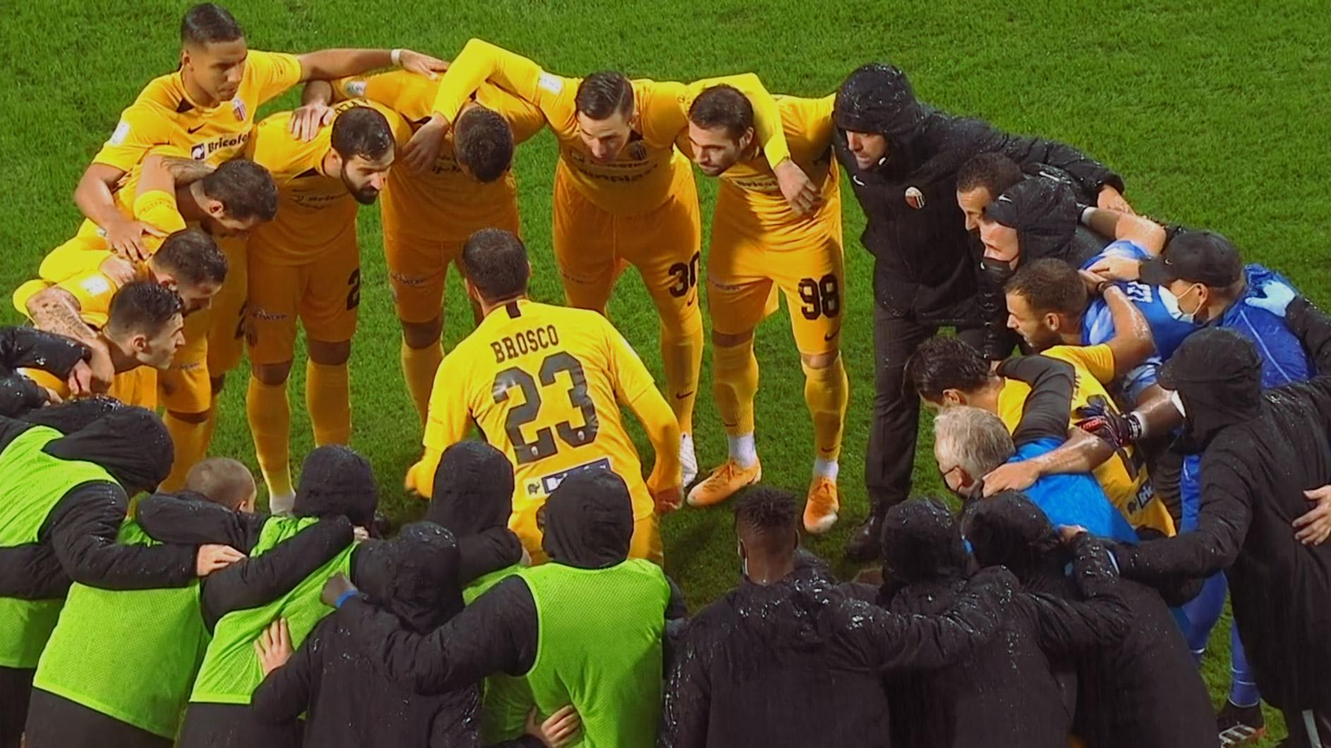 Salernitana-Ascoli 1-0