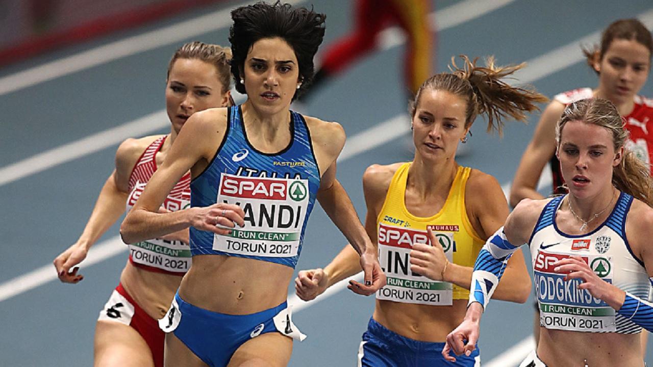 Atletica leggera, i marchigiani Barontini e Vandi passano il turno agli Europei indoor