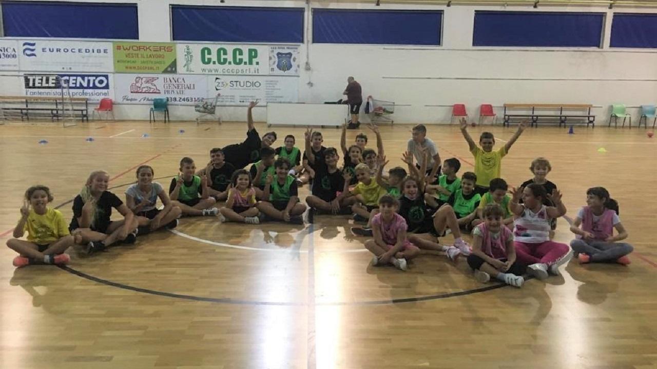 Pallamano, pronta la squadra femminile per l'Handball Club Monteprandone