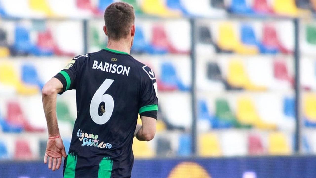 Alberto Barison (Pordenonecalcio.com)