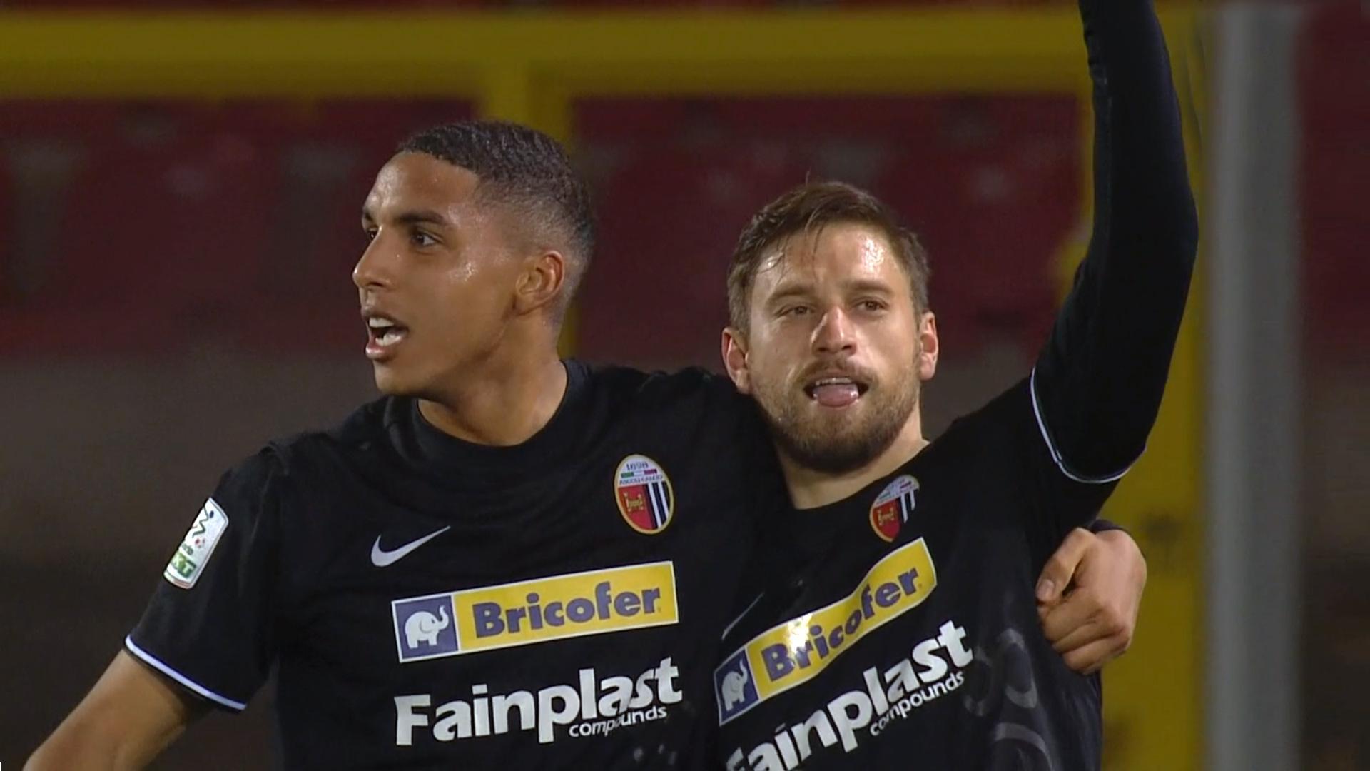 Lecce-Ascoli 1-2