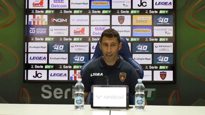 Cosenza-Entella 0-0, le voci di Occhiuzzi e Tedino post gara