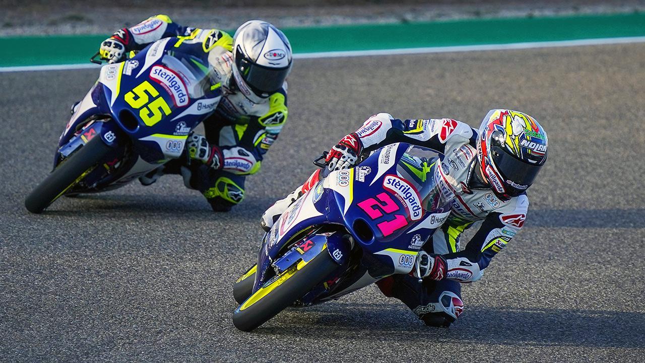 Moto 3, Fenati secondo dopo le prime libere ad Aragon: ''Feeling piuttosto buono''