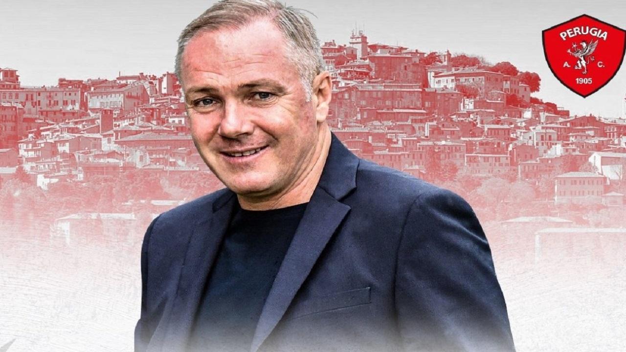 Perugia, è Alvini l'erede di Caserta. Per l'ex Reggiana contratto biennale più opzione
