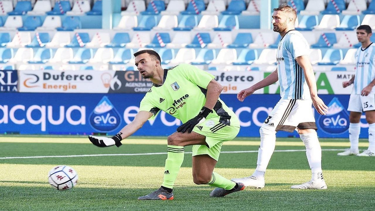 Daniele Borra (Entella.it)