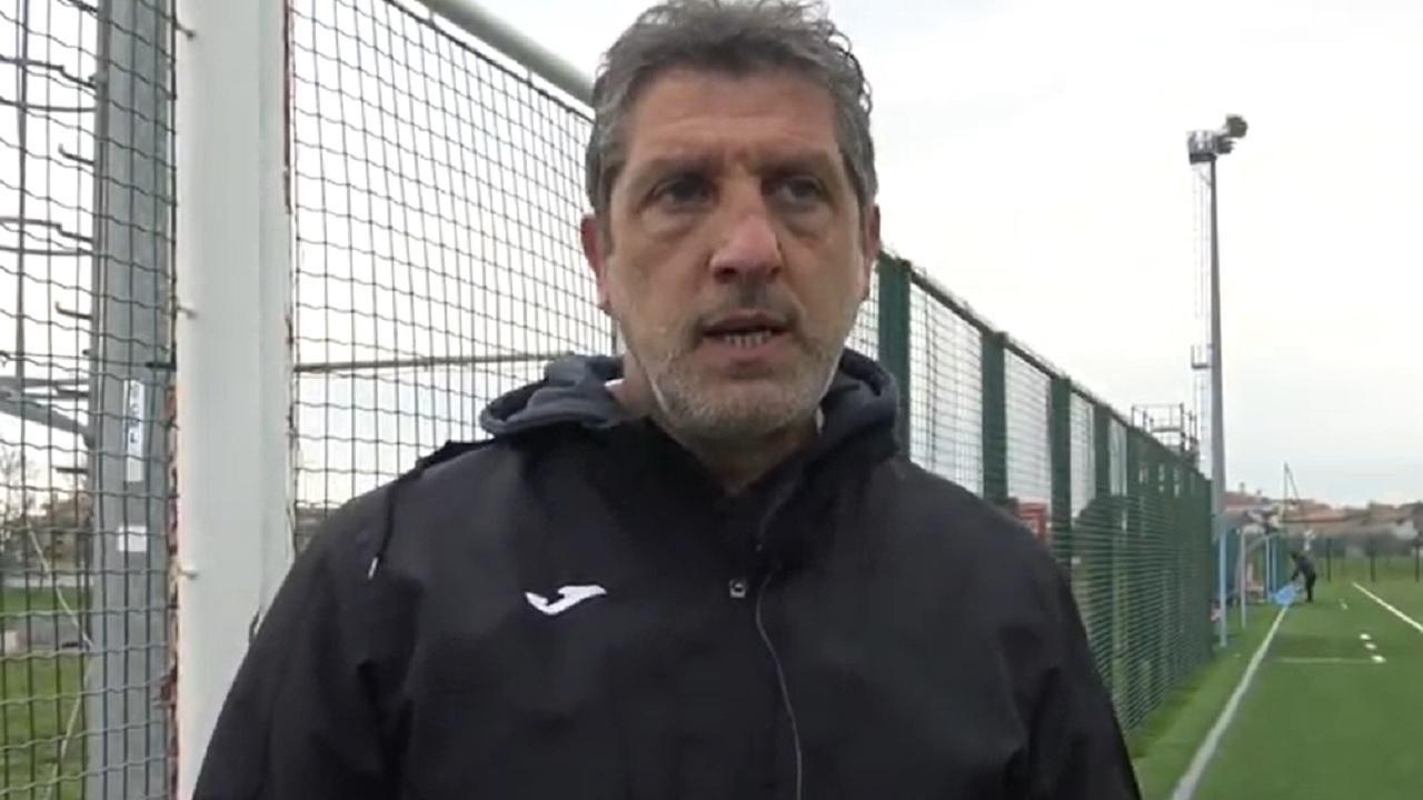 """Atletico Ascoli-Grottammare 1-1, la voce di Aloisi: """"Sono arrabbiato, nella ripresa atteggiamento sbagliato"""""""