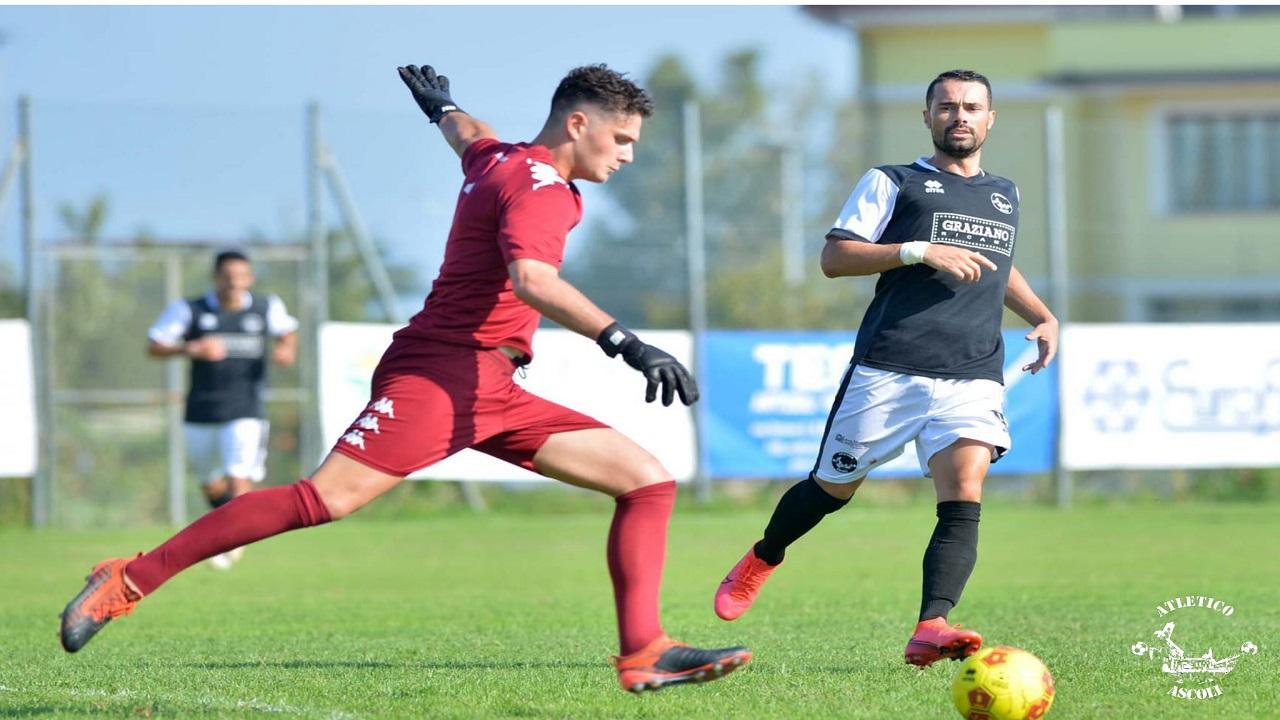 Eccellenza Marche, highlights Atletico Ascoli-Urbania 0-0