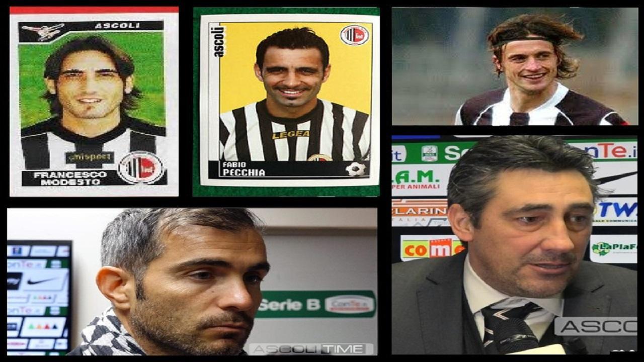 Ascoli Calcio, sono 5 gli ex bianconeri sulle panchine della Serie B 2021/2022