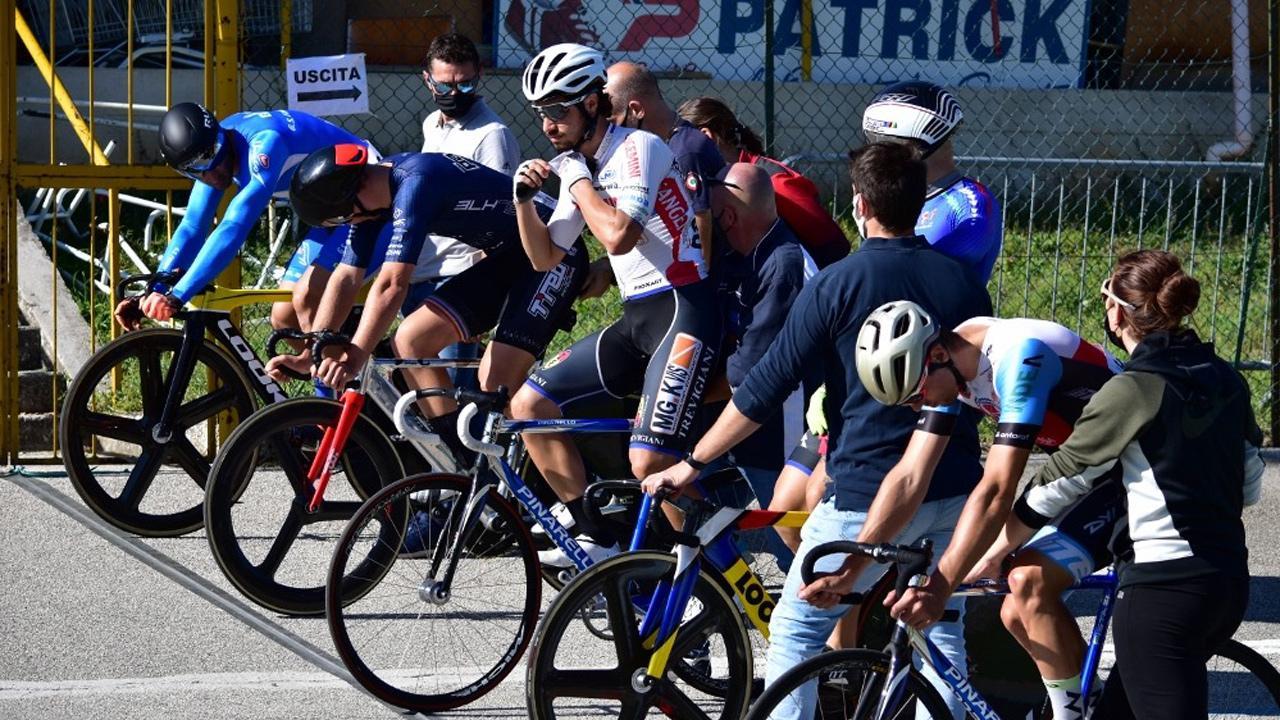 Ciclismo su pista, ad Ascoli assegnati i titoli italiani per le categorie Elite e Juniores